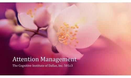 Attention Management