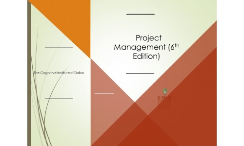 Project Management 6th Edition